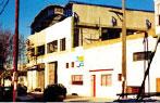 2001 - El frente de la fábrica en proceso de expansión