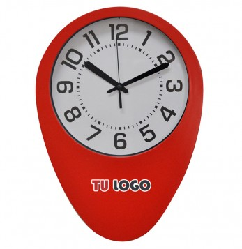 RELOJ DE PARED DROP